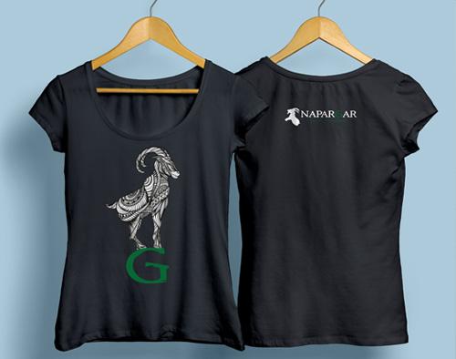 camiseta napargar