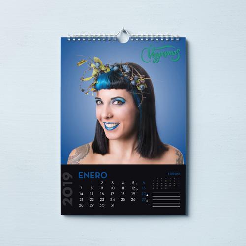 calendario veggiesimas